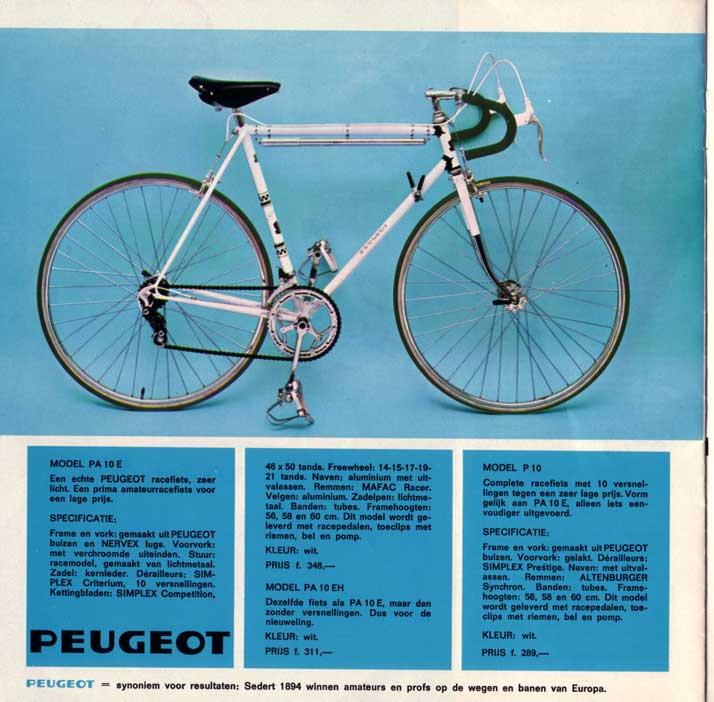 Peugeot PA-10 1970_pa10_peugeot